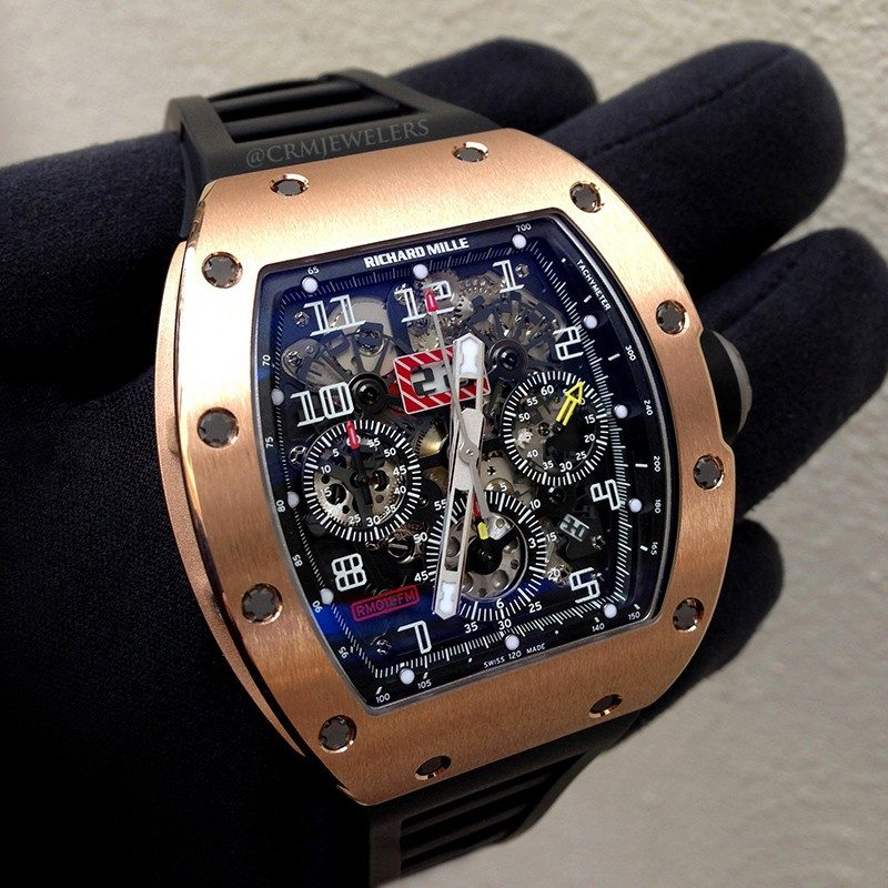 Why Does This Richard Mille Cost 100 000 Swiss Watch Makers